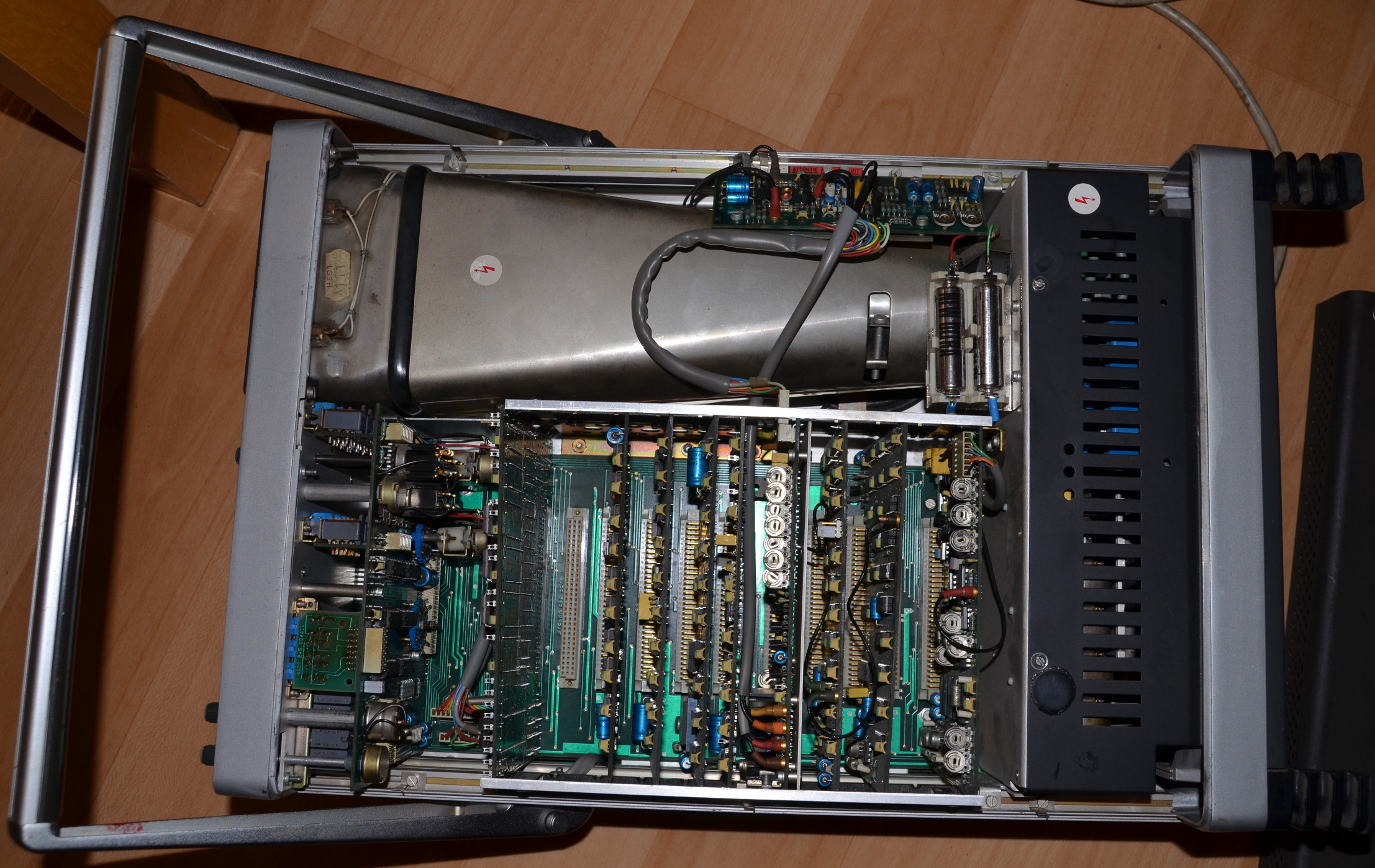PM3310 Inside view