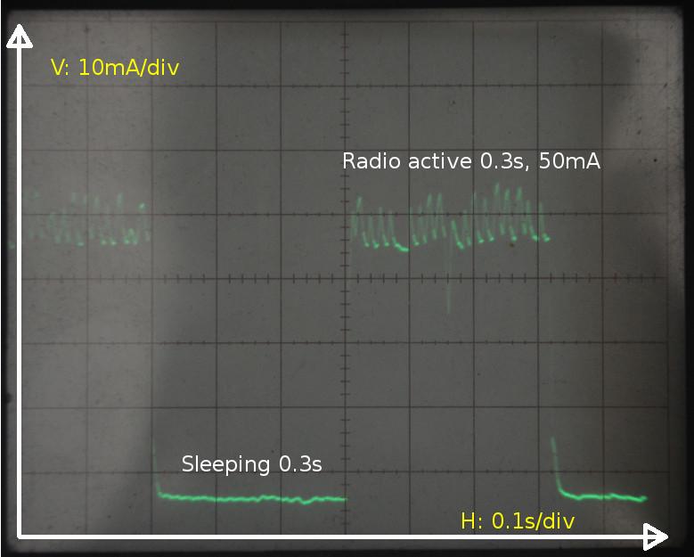 BTM431 in Medium power mode, page&inquiry scans active.
