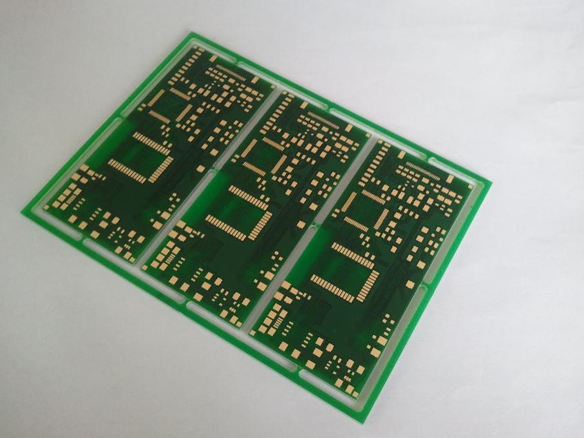 PIP-Watch Zero: Pristine PCBs from fab