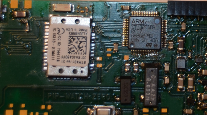 Bluetooth Power Modes