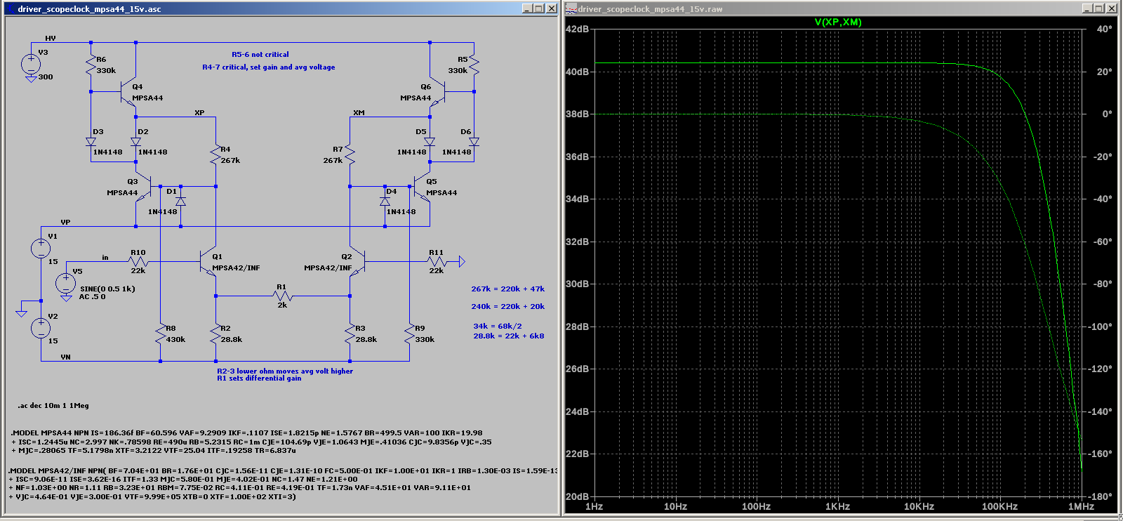 Analog Curve Tracer – In/Out Electronics